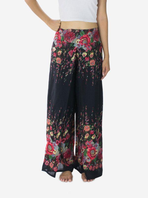 black-flowers-thai-pants-classy