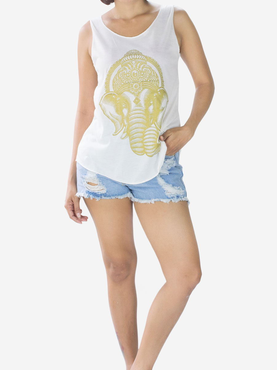 golden-elephant-head-vest-top-thailand