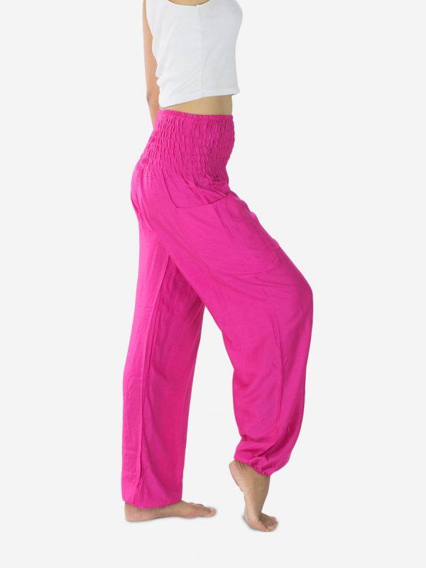 plain-pink-thai-harem-trousers